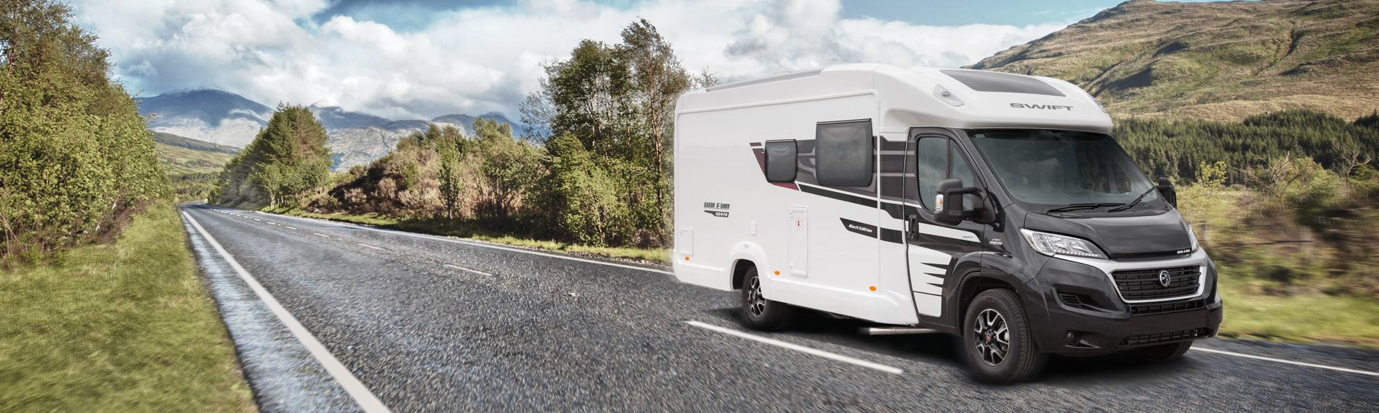 Hire Motorhomes for Touring the UK