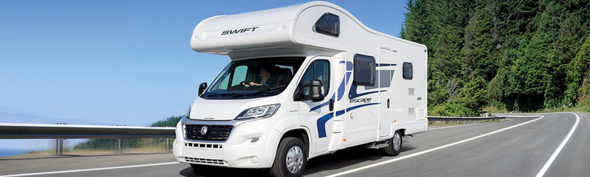 Large 6 Berth Family Sized Motorhomes